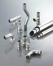 鄂尔多斯不锈钢水管、鄂尔多斯卡压式管件