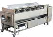 雷洛食品机械专注土豆去皮机的研发和生产质量严格把关