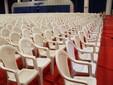 汤阴新风尚庆典公司承接:汤阴出租桌椅、汤阴出租帐篷、汤阴出租隔离带、汤阴出租帐篷图片
