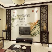 供應不銹鋼電視背景屏風,不銹鋼電視背景屏風制作圖片