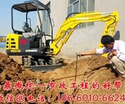 建筑工程、土方石工程必备山鼎SD22-9B小型挖掘机全国供应图片