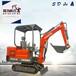 嘉和厂家生产微型挖掘机品质为先