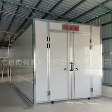 高溫烤漆房噴塑房高溫噴塑房固化爐塑粉固化爐噴塑烤箱高溫固化房圖片