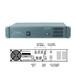 厂家供应公共广播系统功率放大器CT1650(650W)