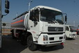 东风商用小三轴加油车运油车油罐车多少吨