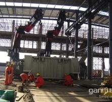 上海叉车出租,上海吊车出租,上海装卸搬运吊装,上海搬场吊装公司图片