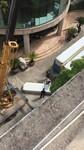 上海市松江塔汇练塘镇搬设备移机器7吨叉车出租吊车出租搬厂