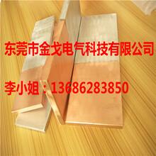 线夹铜铝过渡板铜铝过渡接线排精良生产铜铝过渡条图片