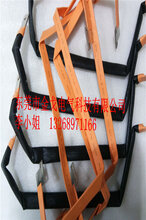 母線壓焊銅箔軟連接汽車電池銅箔軟連接圖片
