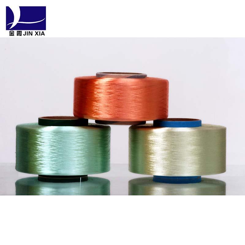 涤纶色丝有色涤纶丝生产厂家