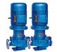 立式不锈钢管道式磁力泵CQGB磁力泵