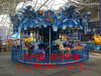 郑州金山游乐优质豪华儿童海洋转马游乐设备厂家优惠促销价格