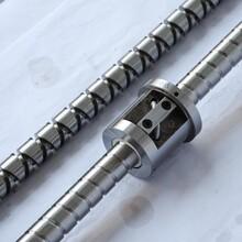 螺母旋转型滚珠丝杠那个厂家加工价格合适
