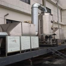 无锡工业废气处理设备家具喷漆房电加热汽车烤漆房