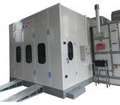 廊坊市汽车烤漆房光氧催化设备喷淋塔定制安装