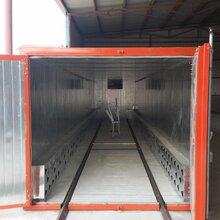 威海市高温喷塑烤箱定制木材烘干设备价格环保设备宝利丰定制