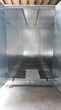 沧州市童车烤漆房干式干燥箱环保水幕喷漆房厂家直销