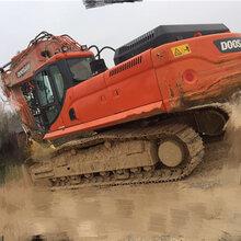 斗山380,精品新款一手工地干活机子,手续齐全,性能机况免检,二手挖掘机