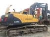沃尔沃290二手挖掘机,性能机况免检,随时看车试车,低价急转