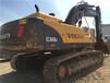 沃尔沃360二手挖掘机低价急转,性能动力强劲,整机无拆无修