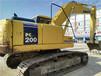 出售小松200-7二手挖掘机