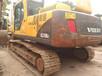 出售沃尔沃210原装二手挖掘机