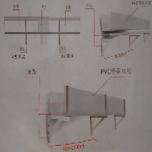 PVC水槽塑料水槽厂家直销