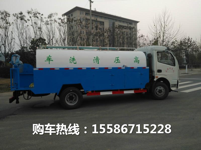 杭州高压清洗疏通车厂家