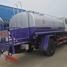 珠海东风4吨5吨吸粪车报价图片