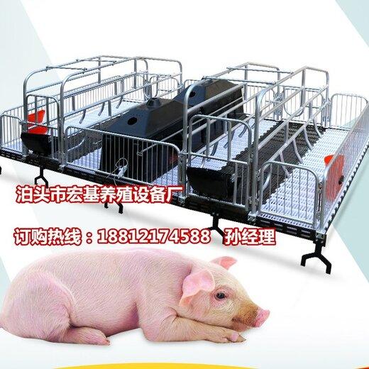 双体猪产床报价_副本