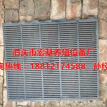 猪用漏粪地板生产销售产床配套使用的铸铁漏粪板厂家直销图片