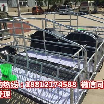 湖南猪用产仔栏价格母猪产床厂家供应猪产床多少钱一套