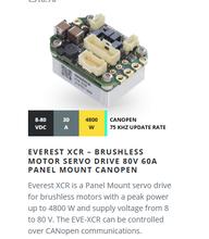 高性能超小体积低压伺服驱动器