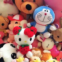 深圳市卡通公仔定制婚庆娃娃毛绒玩具