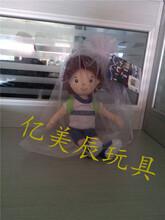 深圳市亿美辰厂家直销毛绒玩具批发主动去宣传自己的企业,