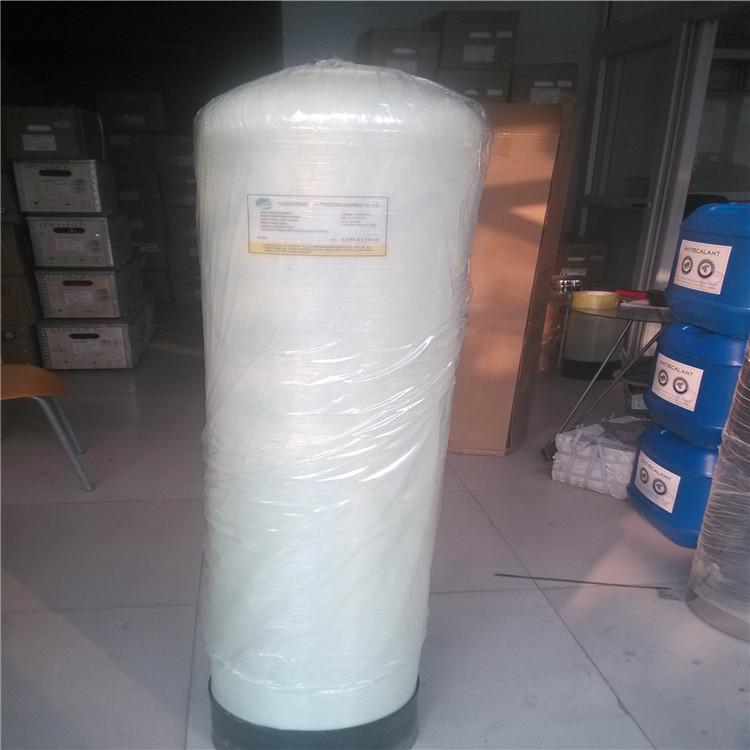 郑州家用软水机商用机设备直径200高度450的玻璃钢树脂罐