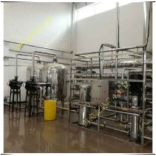 沁阳食品加工用净水设备每小时3吨水处理设备RO纯水装置图片