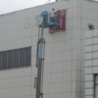 长沙广告高空作业,安装,拆除,长沙钢结构防腐除锈图片2