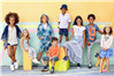 重庆知名童装品牌,阿当奇童装款款新潮