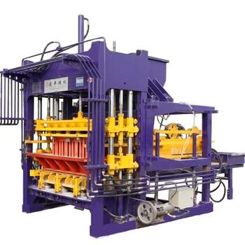 PC透水砖机仿大理石砖机液压砖机砂基砖机