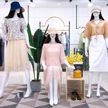 杭州香影女裝品牌折扣尾貨批發貨源圖片