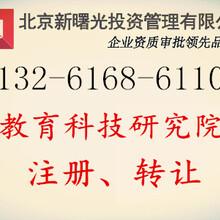 北京企业管理研究院转让
