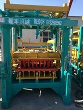 建丰砖机直销菏泽小型路缘石砖机山东环保制砖机图片