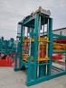 建丰砖机直供郴州环保透水砖湖南水泥空心砖制砖机生产线