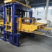 建丰砖机热供马鞍山全自动水泥砖机东森游戏主管渗水砖生产线设备图片