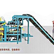 建丰砖机直供吉林空心墙体砖机设备白城自动叠板机优惠中
