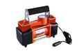曼凯伦车载充气泵5085A便携式双缸汽车用打气泵电动车用12V带轮胎压表