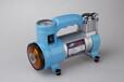 厂家直销迷你车载充气泵曼凯伦5082车用12V小型金属汽车充气泵批发