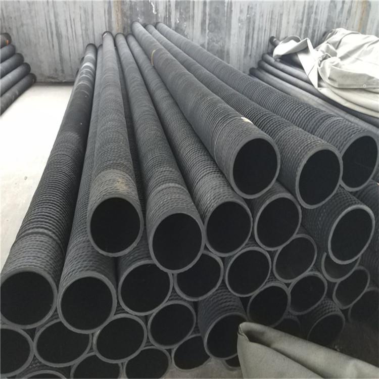 埋吸胶管钢丝缠绕优质耐磨耐用厂家直供