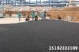 安徽合肥冷补沥青砂隔水汽上升的防腐垫层